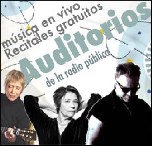 Auditorios radio publica