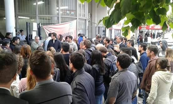 Asamblea en los civiles
